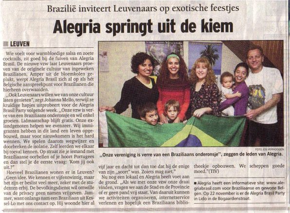 alegria brasil