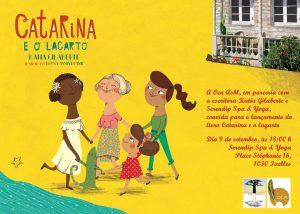 Catarina e o lagarto_n