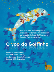 OCA convite voo do golfinho